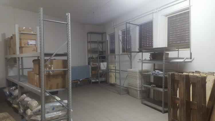 Il Comune di Nichelino toglie il magazzino alla Croce Rossa