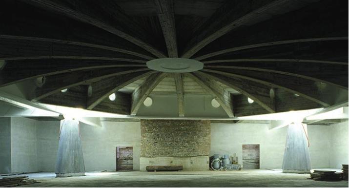 Salone segreto sotto Palazzo Carignano