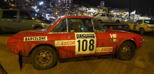 Monte Carlo Storico: giovedì il via dell'equipaggio di Moncalieri