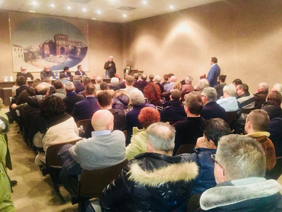 """Moderati a Moncalieri tra """"lezioni"""" sul voto e proposte al Sindaco Montagna"""