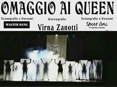 La Compagnia Tersicore sulla musica dei Queen  apre il Nostro Siparietto 2018