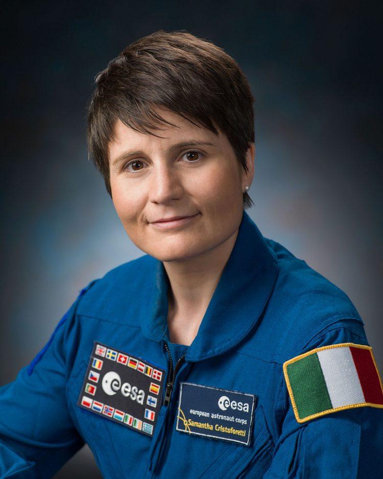 SANTENA – A Samantha Cristoforetti il premio nazionale Cavour