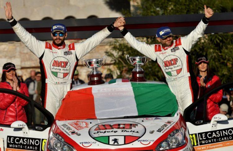 Rally di Monte Carlo: piemontesi sul podio