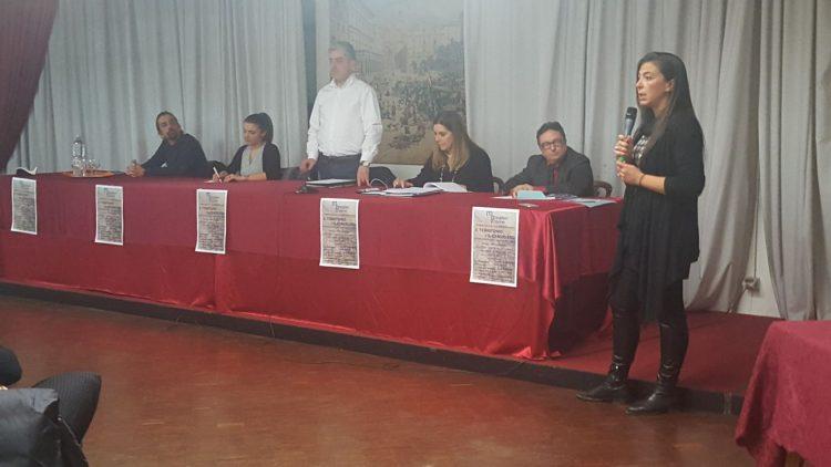 MONCALIERI – Ieri sera il confronto tra candidati alla Famija Moncaliereisa