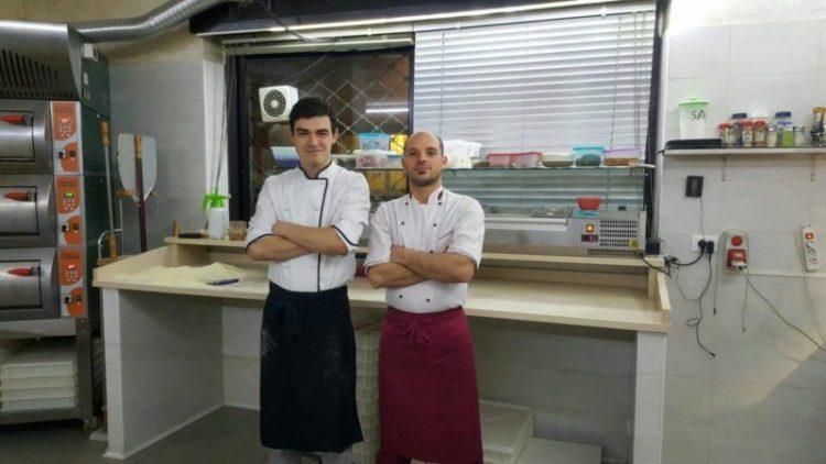 Michele e Alessandro: pizzaioli da mondiale