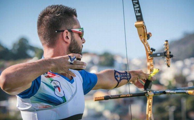 Moncalieri: tiro con l'arco all'Einaudi