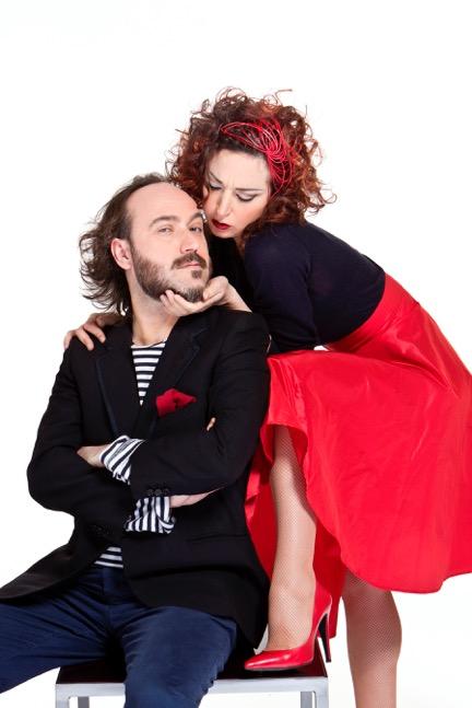 NICHELINO – Marta e Gianluca al Superga con uno spettacolo sull'amore