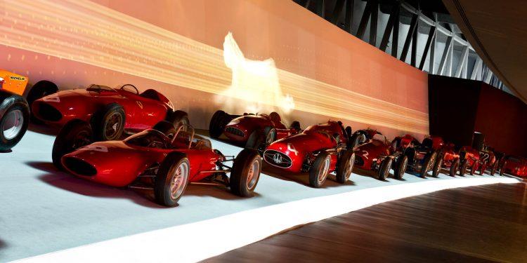 GP sui maxi schermi al Museo dell'Auto