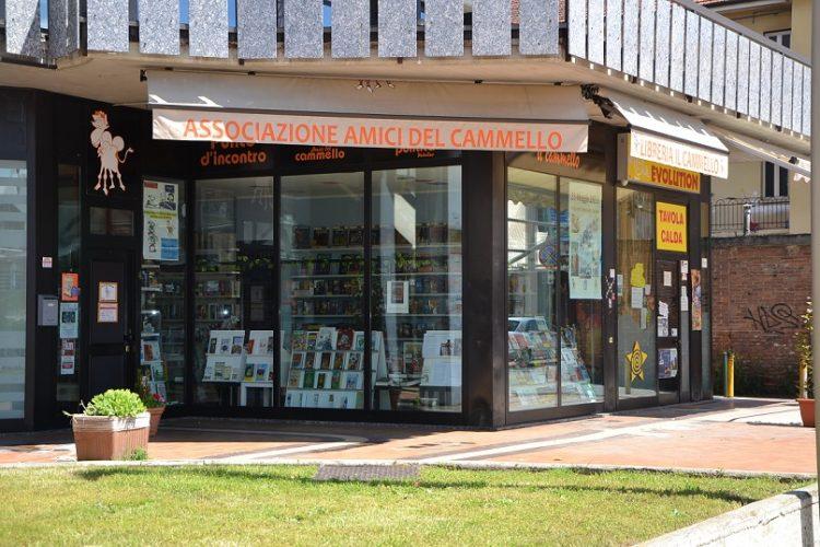 """NICHELINO – I festeggiamenti per i 10 anni della libreria """"Il Cammello"""""""