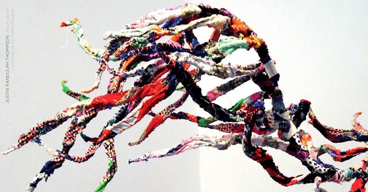 Un sabato ricco di iniziative a Chieri per festeggiare i 20 anni con Fiber Art