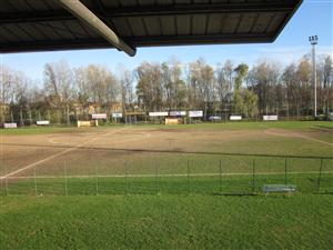 VILLASTELLONE – Avviati i lavori al campo di calcio Barbasso
