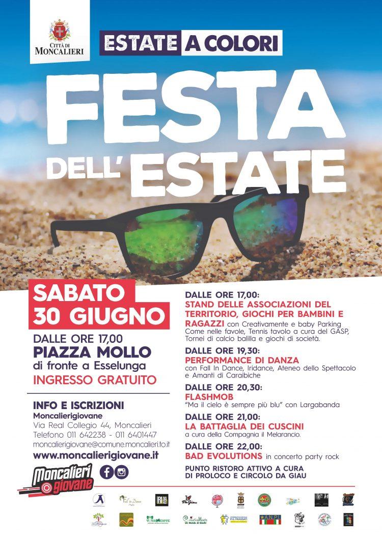 MONCALIERI – Festa dell'estate a Borgo San Pietro