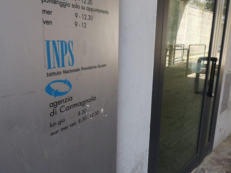 CARMAGNOLA – Petizione per salvare la sede Inps