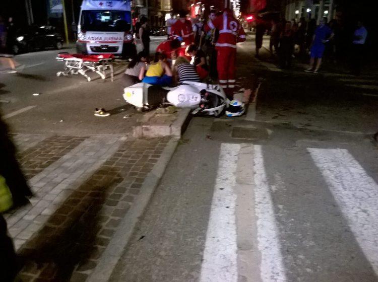 NICHELINO – Gravissimo incidente in via Cuneo: arrestato l'autore ubriaco