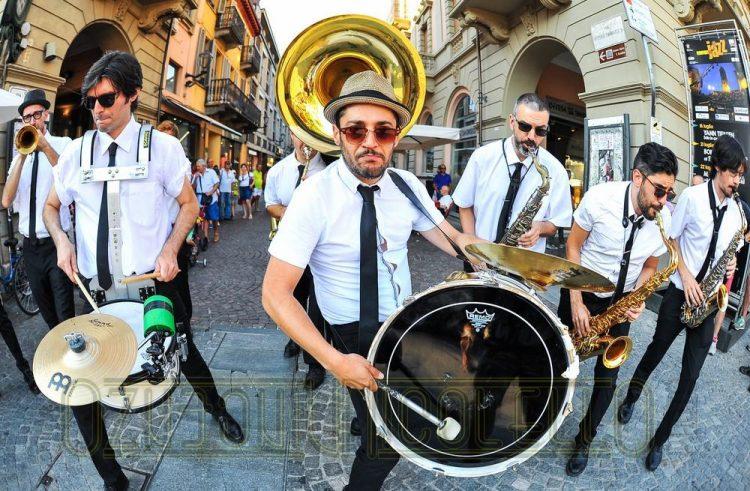 MONCALIERI – Bandakadabra in concerto in municipio
