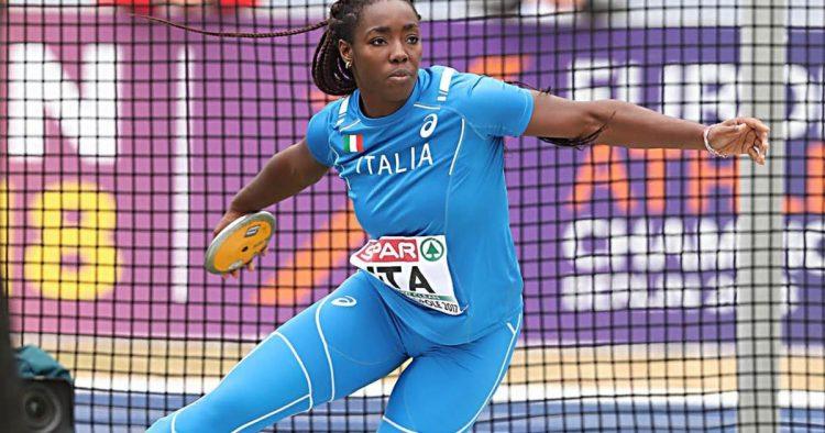 Daisy Osakue ottimo quarto posto in Svezia