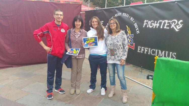 NICHELINO – Festa dello Sport in via Torino, domenica 30