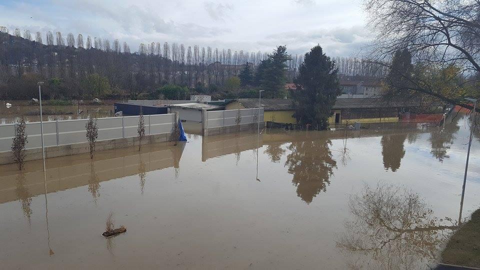 Alluvione, via alle domande per i danni alle imprese