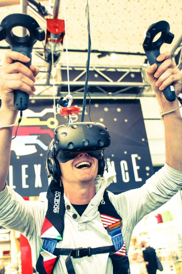 MONCALIERI – Al 45esimo parallelo arriva Virtual Experience