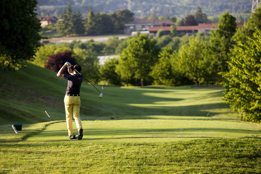 Golf: I Ciliegi in vista