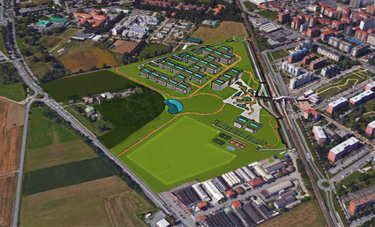 Il campus universitario del futuro nasce a Grugliasco