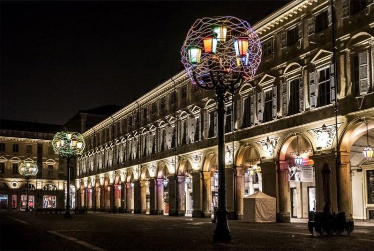 Torino accende la Luci d'Artista