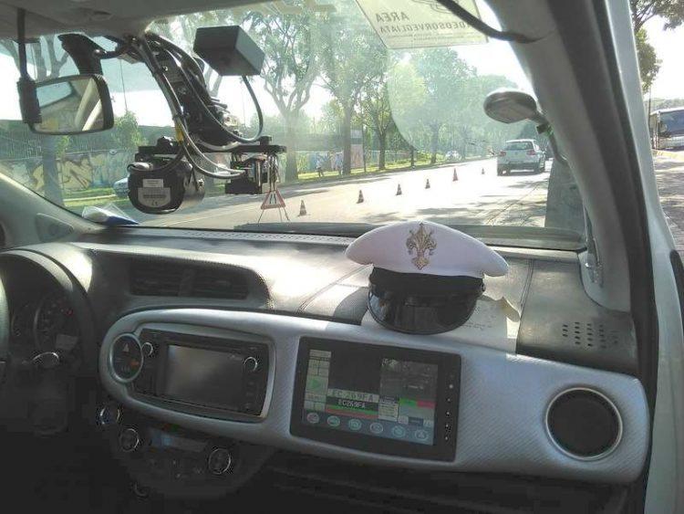 CAMBIANO – Iniziano oggi i controlli con lo Scout Speed