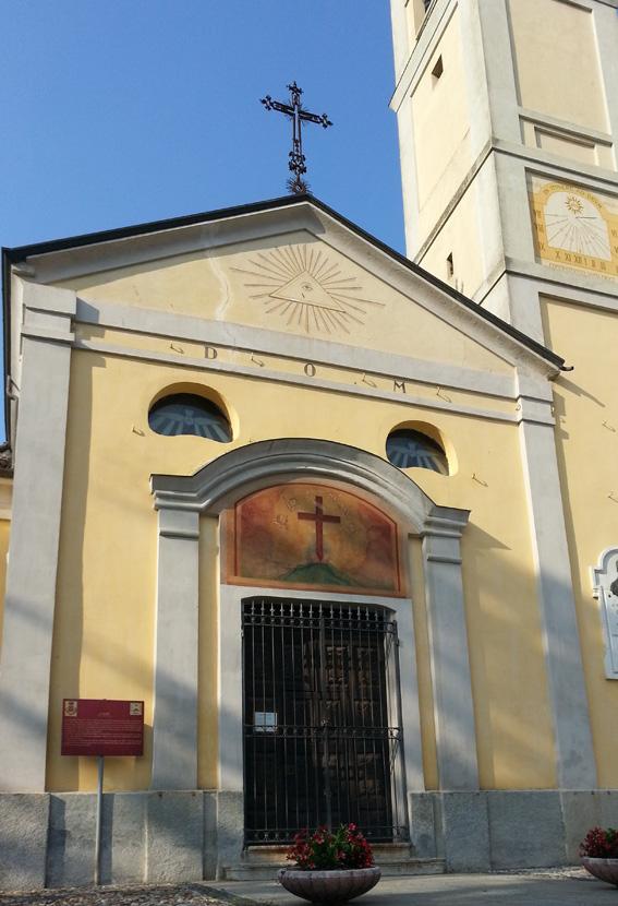 La chiesa dei Battù a Trofarello si fa più bella grazie ai lavori di restauro