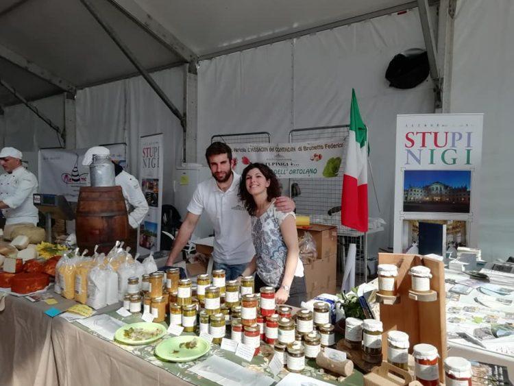 NICHELINO – I produttori della città alla fiera di Caluire et Cuire