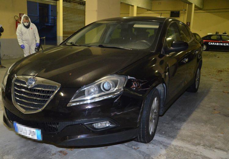 MONCALIERI – Trovata l'auto di Umberto Prinzi, freddato in collina