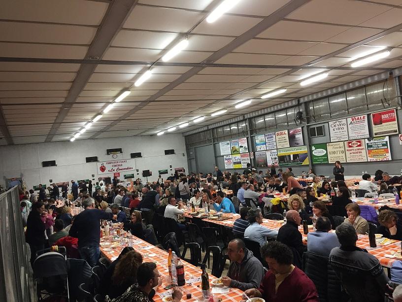 CARMAGNOLA – Successo per la festa di carnevale a Salsasio