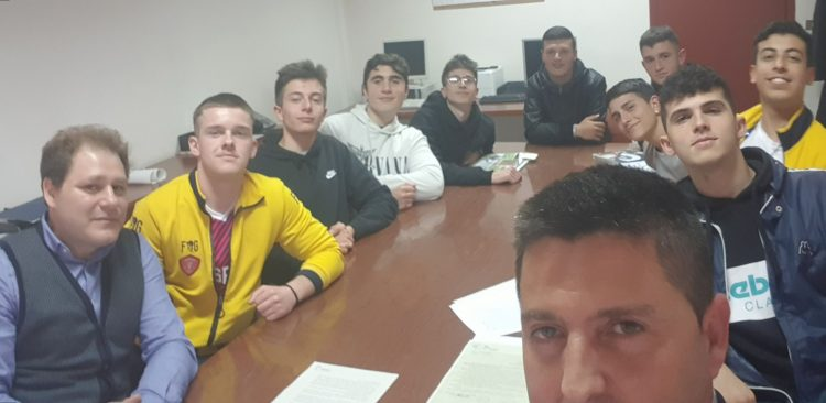 LA LOGGIA – Percorso Vita: i giovani rispondono all'appello del sindaco