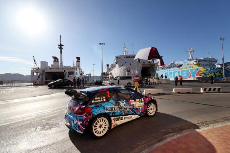 iele  e Mometti in tripudio: vincono il 52° Rally dell'Elba