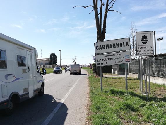 CARMAGNOLA – Il Ministero delle Infrastrutture blocca la Variante Est