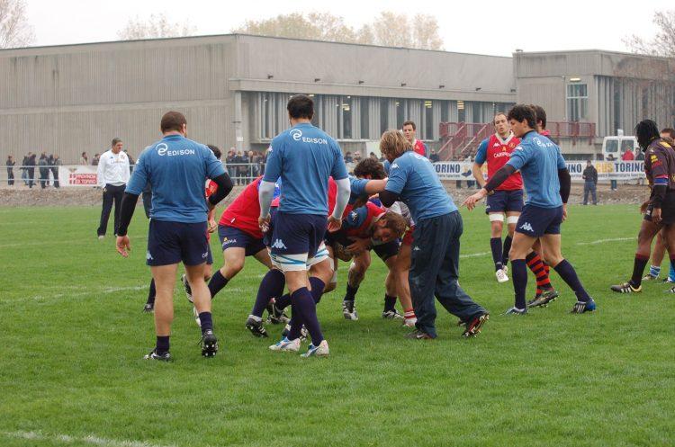 """A Grugliasco palla al centro con il torneo """"Una mole di rugby"""", al campo Angelo Albonico"""