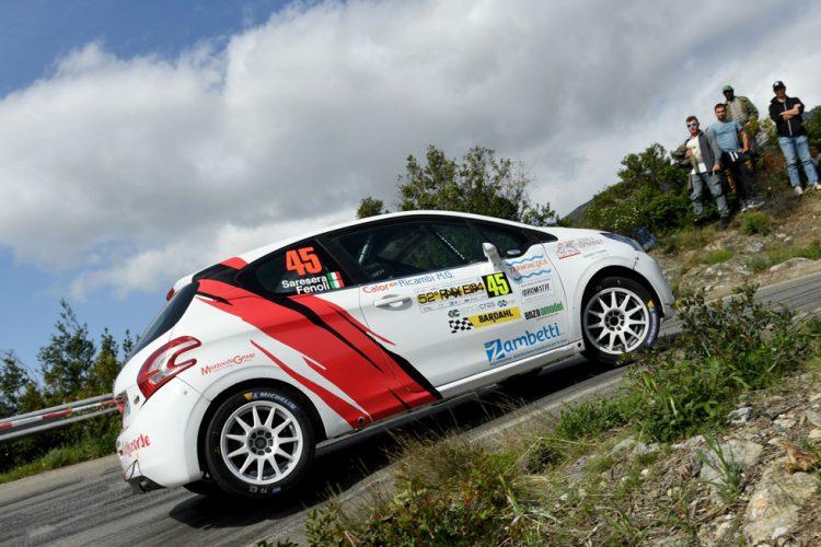 Michelin Rally Cup: Andrea Carella Napoleone all'Elba, Federico Santini resta al comando