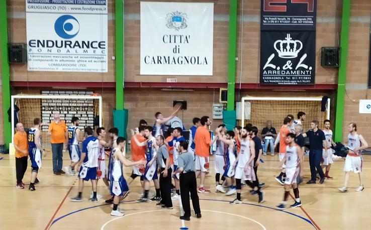 Basket serie D, ancora una «bella» per l'Abc, in semifinale Cossato, Sagrantino e ZeroUno