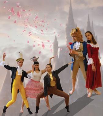 Le avventure di Belle a passo di danza alle Fonderie Limone