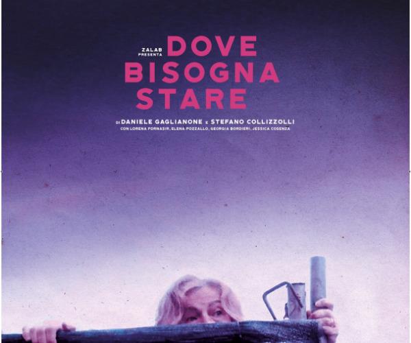 """""""Dove bisogna stare"""": Gaglianone presenta il suo film in una serata con l'ANPI. Il 7 maggio a Trofarello"""