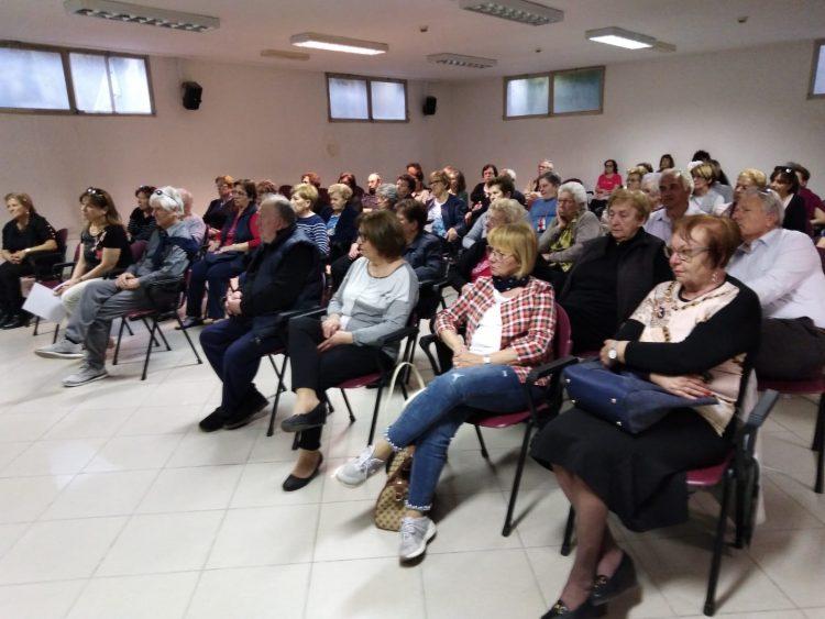LA LOGGIA – Successo per il convegno sulle patologie respiratorie organizzato dall'Auser