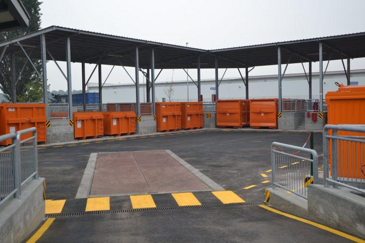 NICHELINO – Disagi all'ecocentro per lavori di manutenzione