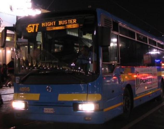 SANTENA – Nightbuster esteso al periodo estivo