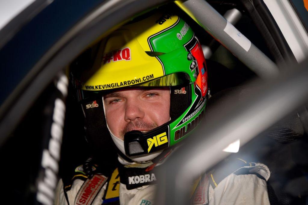 Kevin Gilardoni al Rally di Alba in WRC