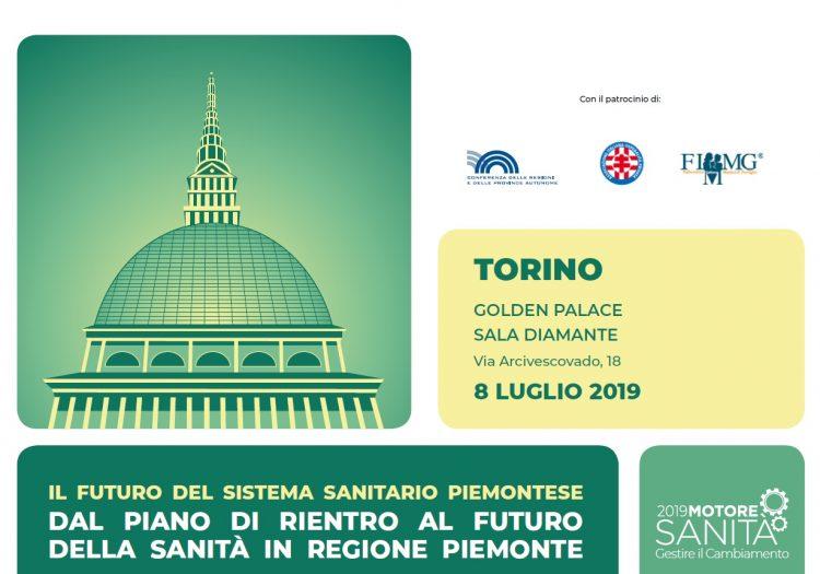 Sanità piemontese quale futuro, convegno a Torino con Cirio e i vertici regionali