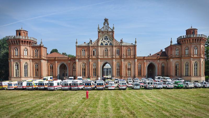 22 ambulanze grazie alla Fondazione Crt