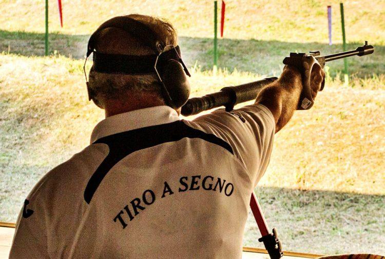 TROFARELLO – Ferito al poligono di tiro