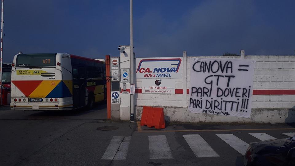"""MONCALIERI – Rosso: """"Solidarietà ai lavoratori Ex Ca.Nova"""""""