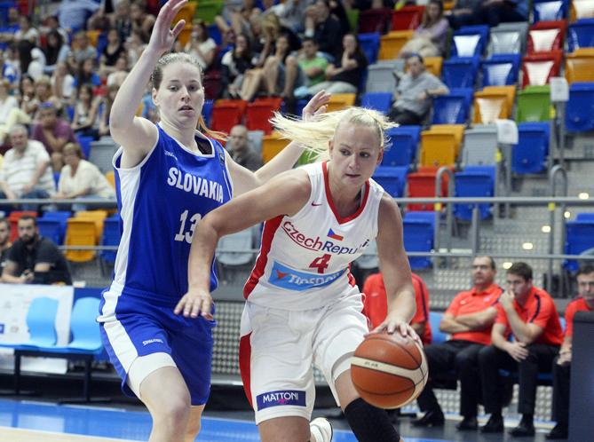 Basket serie A1, l'Iren Fixi Torino si rafforza, arriva a Torino Michaela Stejskalova