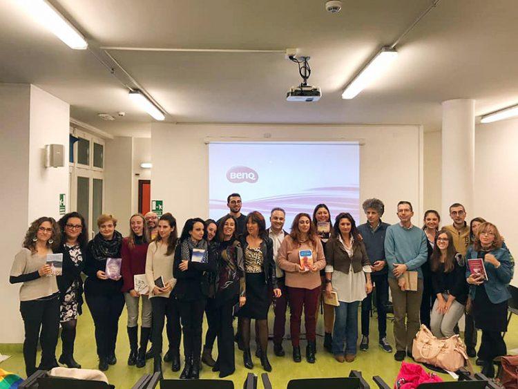 Meeting di autori CSU al Lombroso16