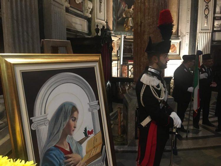 VILLASTELLONE – Domenica 24 novembre omaggio alla Virgo Fidelis